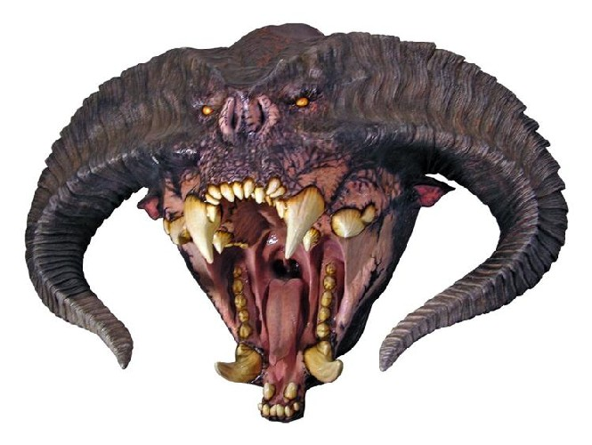 Lord of The Rings Balrog Drawing Lord of The Rings Balrog Head