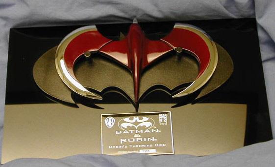 Batman & Robin: Ro...