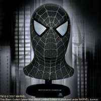 black spiderman mask - photo #27