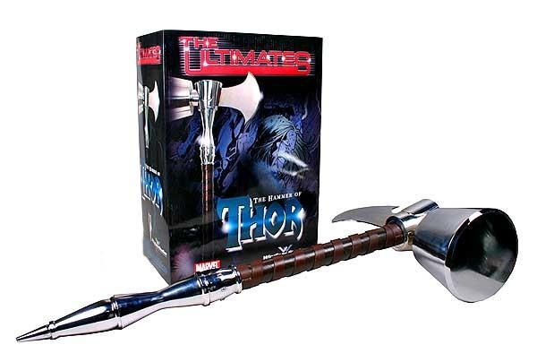 thor mjolnir hammer 4 ultimates planetkrypton net